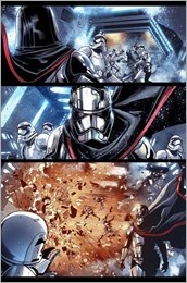 Journey to Star Wars: The Last Jedi - Captain Phasma #1 First Look Preview 2