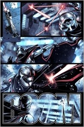 Journey to Star Wars: The Last Jedi - Captain Phasma #1 First Look Preview 3