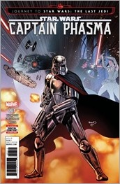 Journey to Star Wars: The Last Jedi - Captain Phasma #1 Cover