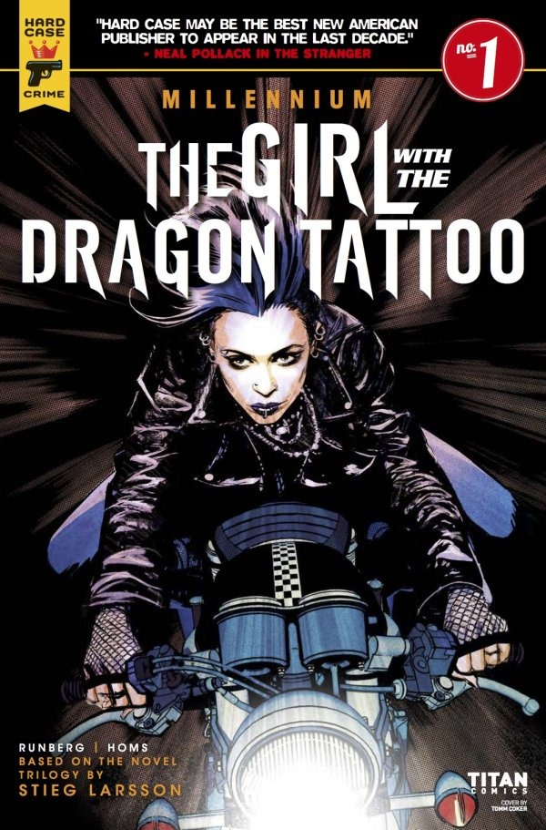Preview the girl with the dragon tattoo millennium 1 for The girl with the dragon tattoo