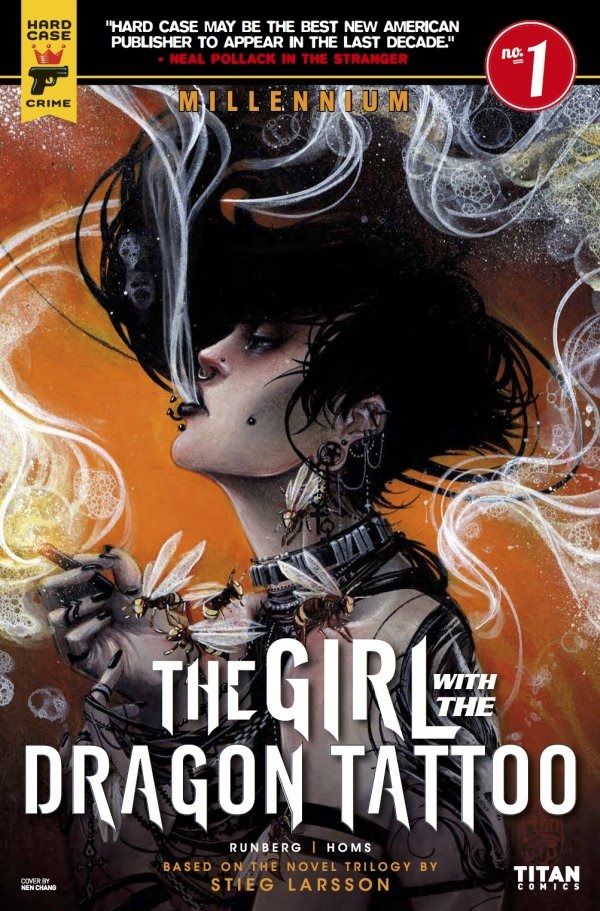 preview the girl with the dragon tattoo millennium 1