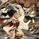 Preview: Wonder Woman/Tasmanian Devil Special #1 by Bedard & Kitson (DC)