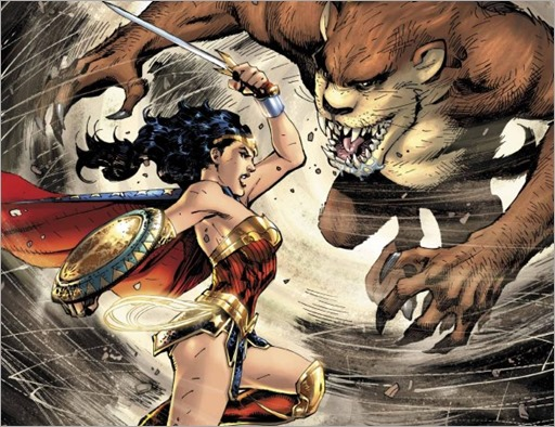 Wonder Woman/Tasmanian Devil Special #1