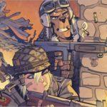 Preview of Tank Girl: World War Tank Girl #3 by Martin & Parson (Titan)