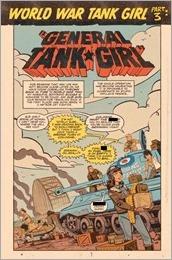 Tank Girl: World War Tank Girl #3 Preview 3