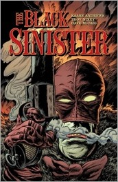 The Black Sinister HC Cover