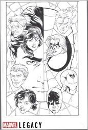 Amazing Spider-Man Marvel Primer Pages