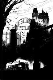 Batman: White Knight #1 First Look Preview 1