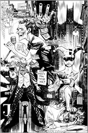 Batman: White Knight #1 First Look Preview 4
