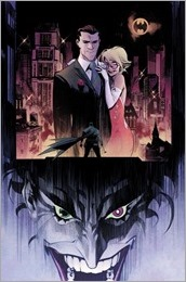 Batman: White Knight #1 Cover