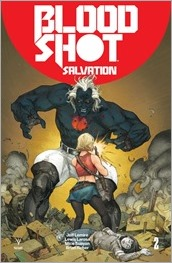 Bloodshot Salvation #2 Cover A - Rocafort
