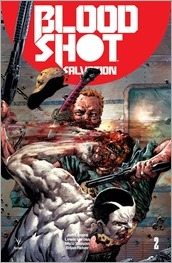 Bloodshot Salvation #2 Cover C - Tan