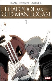 Deadpool vs. Old Man Logan #1 Cover