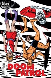 Doom Patrol #7 Cover