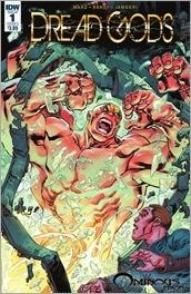 Dread Gods #1 Cover