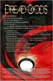 Dread Gods #1 Preview 1