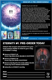Eternity #1 Pre-Order Coupon