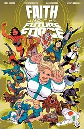 Faith and The Future Force #1 Cover B - KANO