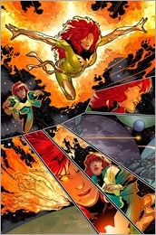 Generations: Phoenix & Jean Grey #1 First Look Preview 1