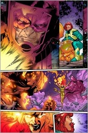 Generations: Phoenix & Jean Grey #1 First Look Preview 4