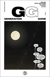Generation Gone #1 Cover