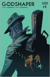 Godshaper #4 Cover