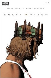 Grass Kings #5 Cover C - Smallwood