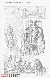 Iron Fist Marvel Primer Pages