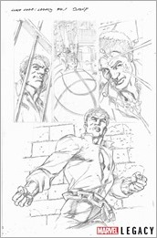 Luke Cage Marvel Primer Pages