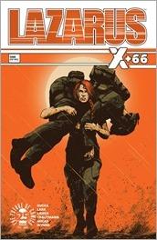 Lazarus: X+66 #1 Cover