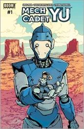 Mech Cadet Yu #1 Cover A