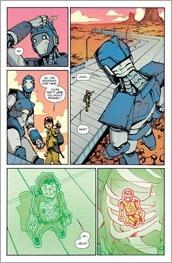 Mech Cadet Yu #1 Preview 3