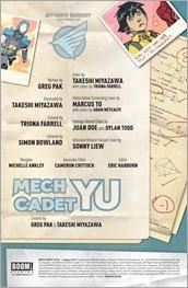 Mech Cadet Yu #1 Preview 1