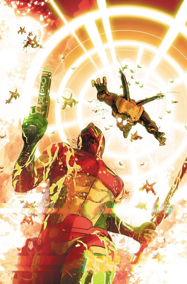 first look  mister miracle  2 by king  u0026 gerads  dc