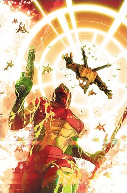 Mister Miracle #2 Cover - Gerads Variant