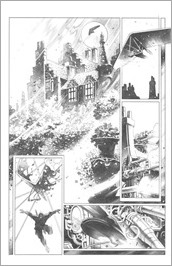 Ninjak #0 First Look Preview 1