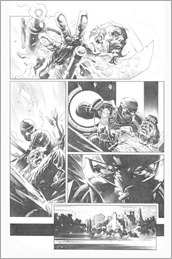 Ninjak #0 First Look Preview 5