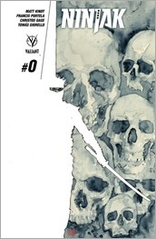 Ninjak #0 Cover A - Mack