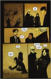 The October Faction: Deadly Season TPB Preview 6