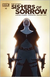Sisters of Sorrow #1 Cover A - Lee