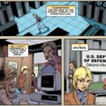 Preview – American Way: Those Above and Those Below #1 by Ridley & Jeanty