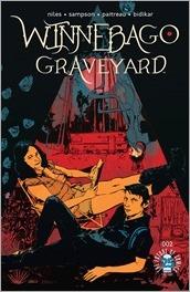 Winnebago Graveyard #2 Cover