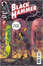 Black Hammer #12 Cover