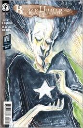 Black Hammer #12 Cover - Lemire Variant