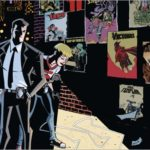 Preview – No Plan B: The Art of Michael Avon Oeming HC (Dark Horse)