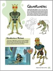 The Art of Rick and Morty HC Preview 6