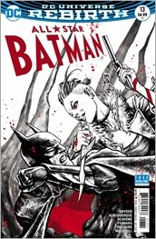 All Star Batman #13 Cover - Fiumara Variant