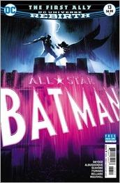 All Star Batman #13 Cover