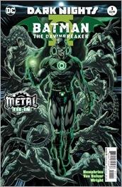 Batman: The Dawnbreaker #1 Cover