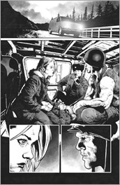 Bloodshot Salvation #3 First Look Preview 1